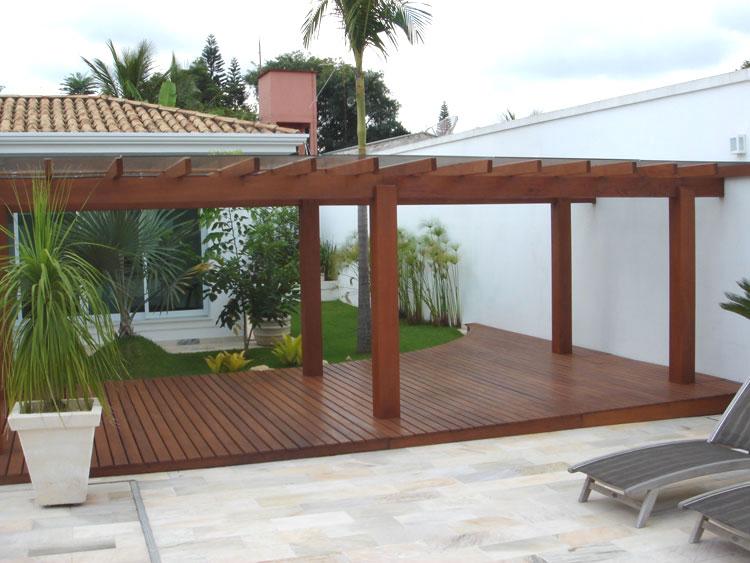 Como Construir Una Pergola. Amazing Blog Pergomadera With Como ...